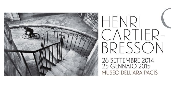 CARTIER-BRESSON: HIS EYE IN ROME