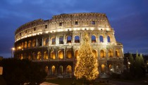 THE BEST CHRISTMAS MARKETS IN ROME