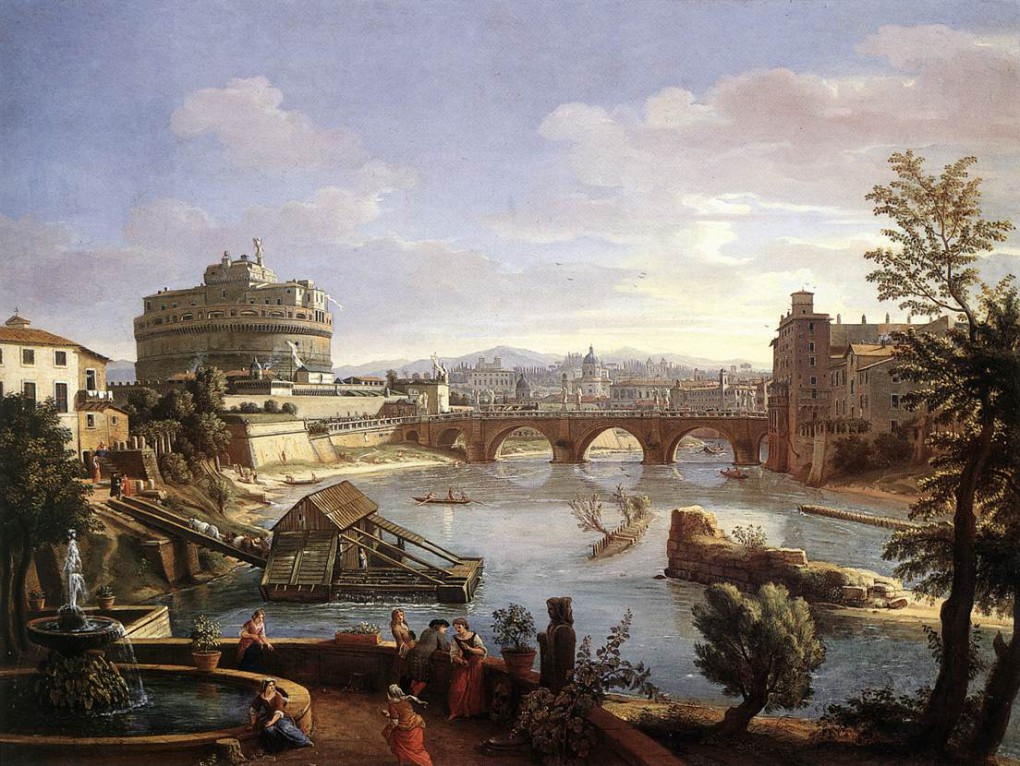"""""""POPES OF HOPE: ART AND RELIGION IN SEVENTEENTH CENTURY ROME"""": CASTEL SANT'ANGELO LATEST EXHIBIT"""
