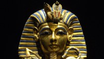 TUTANKHAMON AT EGYPTIAN MUSEUM OF ROME