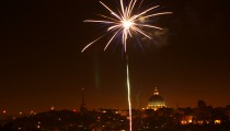 WELCOMING 2015 IN ROME