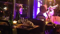 TRAMJAZZ: COZY DINING & CONCERT HALL ON A VINTAGE CABLE CAR