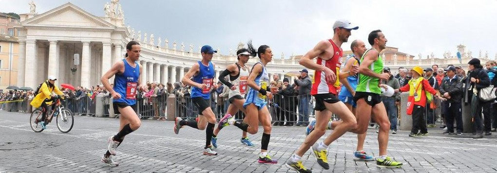 ROME MARATHON 2015: LAST WEEK FOR REGISTRATION!