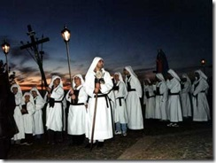 Easter Procession in Italy