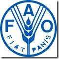the Logo of the FAO