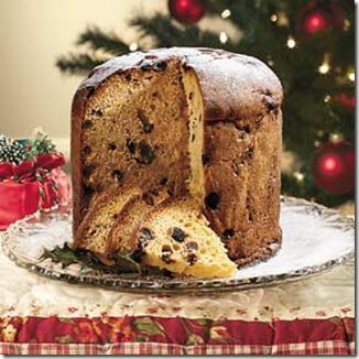 Panettone - the cake of Italy