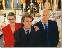 At home with the Savoys...Italy's official Royal family